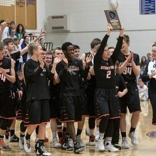 Stratford High School - Boys Varsity Basketball