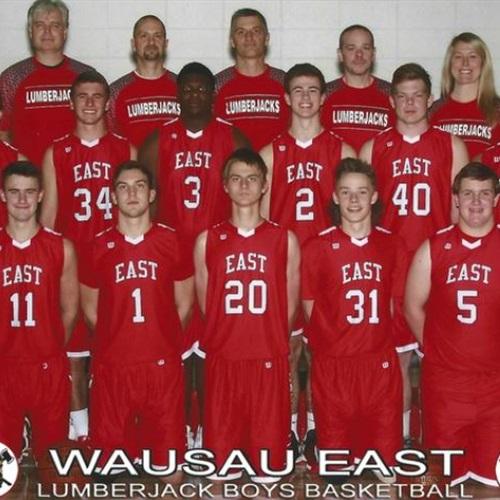 Wausau East -HS's - Boys Varsity Basketball