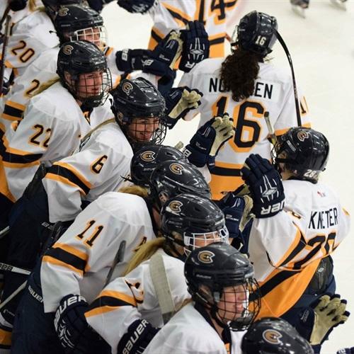 University of Wisconsin - Eau Claire - Women's Hockey