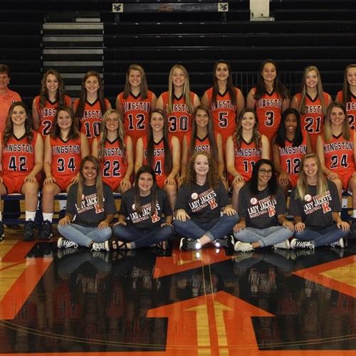 Kingston High School - Girls' Varsity Basketball - New