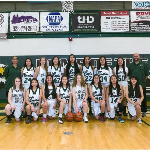 Flagstaff High School - Girls' Freshman Basketball