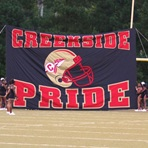 Creekside High School Logo