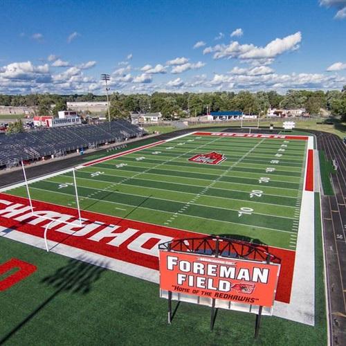 Goshen High School - Boys Varsity Football