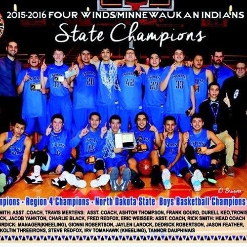 Four Winds High School - Boys' Varsity Basketball