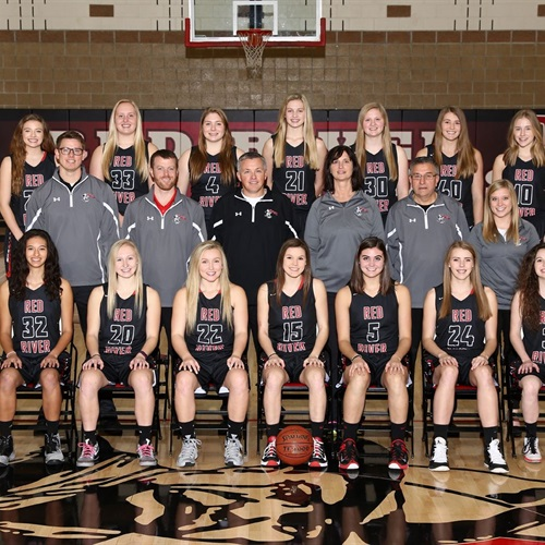 Red River High School  - Girl's Varsity Basketball