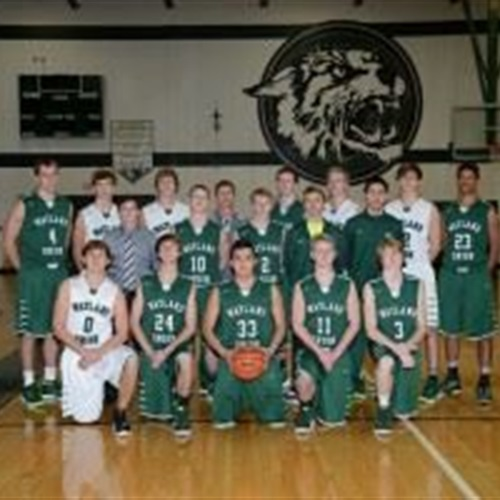 Wayland Union High School - Wayland Union Boys' Varsity Basketball