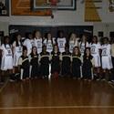 Giles County High School - Girls' Varsity Basketball