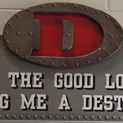 Dunellen High School - Destroyers Football