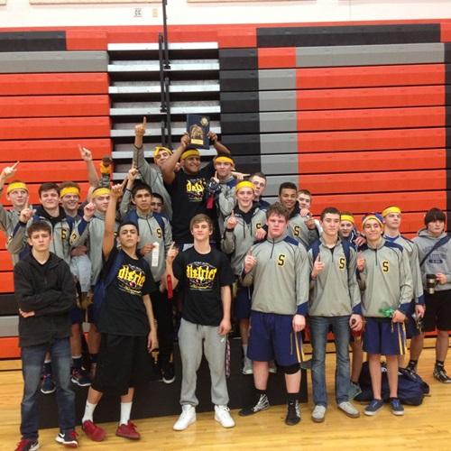 Southridge High School - Boys Varsity Wrestling