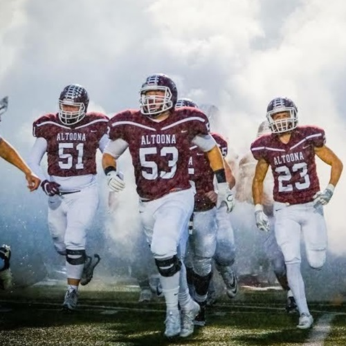 Altoona High School - Boys Varsity Football