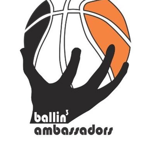 Ballin' Ambassadors Travel Basketball - Ballin' Ambassadors Basketball (L)