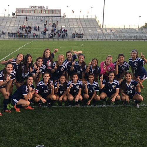 Veterans Memorial - Veterans Girls' Soccer (New)