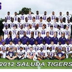 Saluda High School Logo