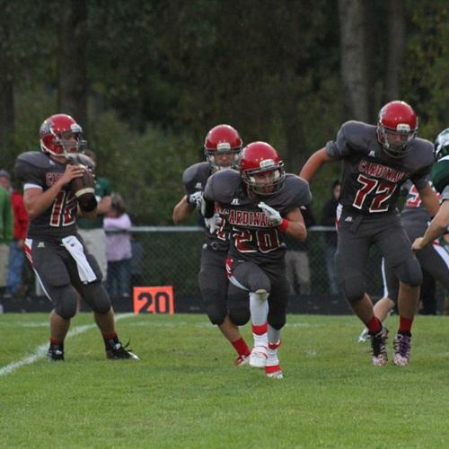 Michigan Center High School - Boys Varsity Football