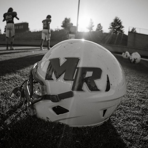 Marvin Ridge Middle School - MS Football Class of 2021 (8th 2016)