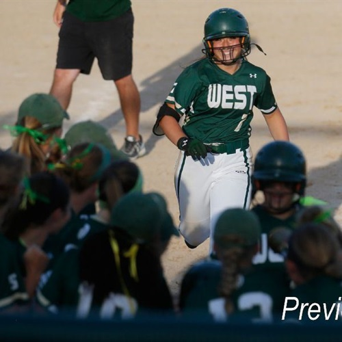Iowa City West - Girls' Varsity Softball