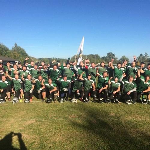 AFC Brilon Lumberjacks - Lumberjack First team