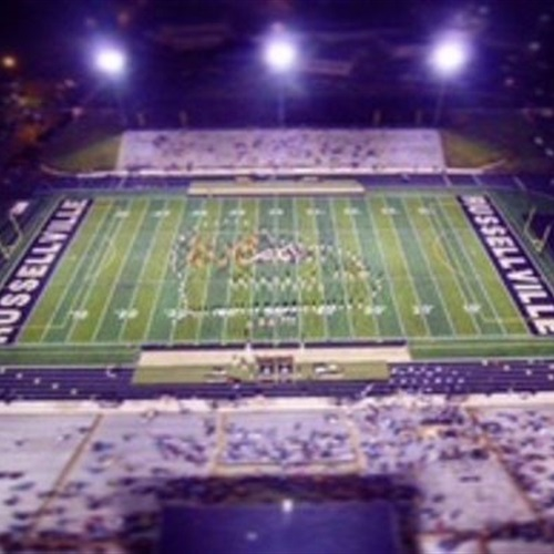 Russellville High School - Boys Varsity Football