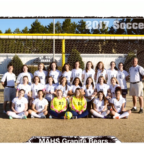 Mount Airy High School - Girls' Varsity Soccer