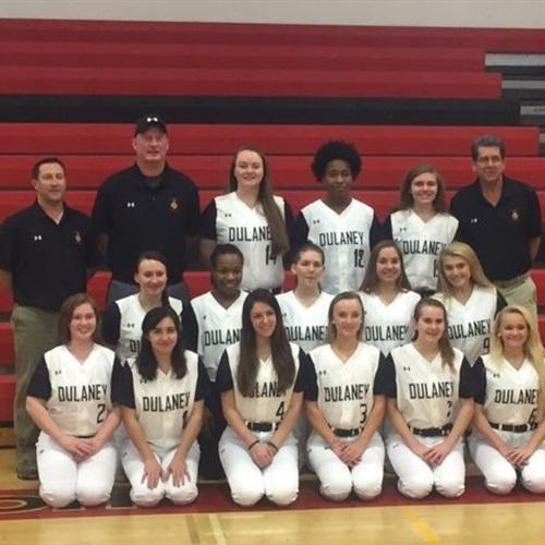 Dulaney High School - Girls' Varsity Softball 2017