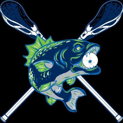 Rockfish Lacrosse Club - Rockfish Green/Blue