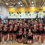 Sherando High School - Varsity Cheerleading