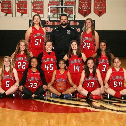 Williams Field High School - Girls' Freshman Basketball