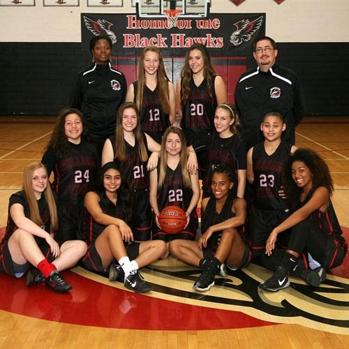 Williams Field High School - Girls Varsity Basketball