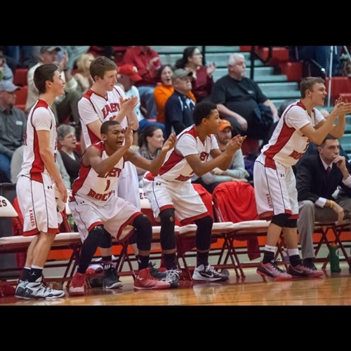 East Rockingham High School - Boys Varsity Basketball