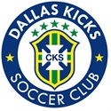 Dallas Kicks Youth Teams - Dallas Kicks 01 Premier