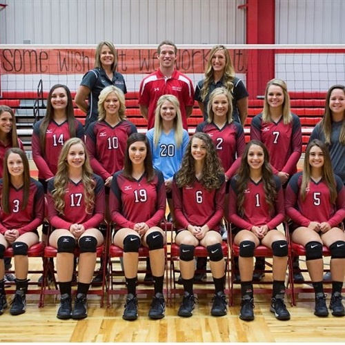 Holliday High School - Girls' Varsity Volleyball