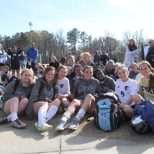 Fike High School - Girls' Varsity Soccer