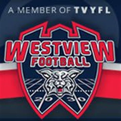 Westview Youth Football -TVYFL - Westview 5/6 Red-Cornhoff