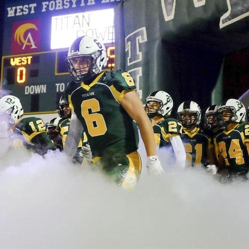 West Forsyth High School - Varsity Football