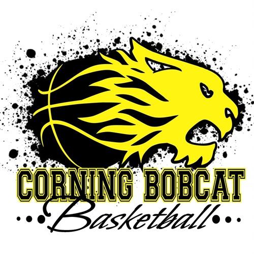 Corning High School - Bobcat Basketball SR