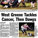 West Greene High School - Boys Varsity Football