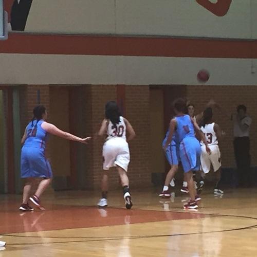 Jefferson High School - Girls' Varsity Basketball