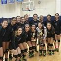 Pharr-San Juan-Alamo Memorial High School - Pharr-San Juan-Alamo Memorial Varsity Volleyball