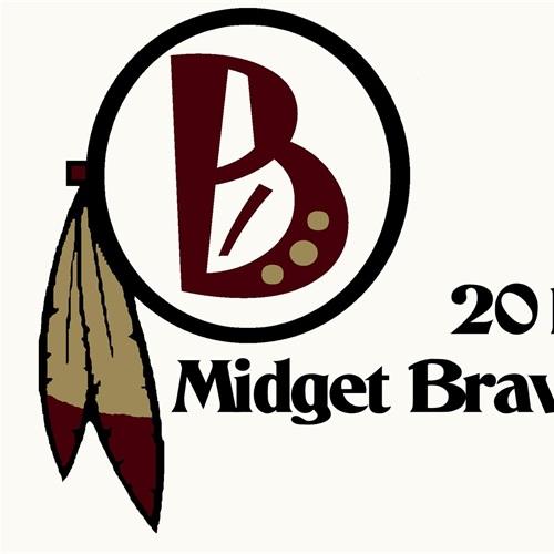 SCVAA Warrior Footbal  - Midget - Braves