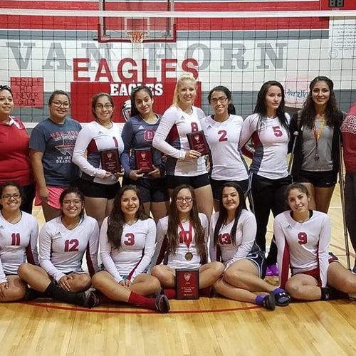 Van Horn High School - Van Horn Varsity Volleyball