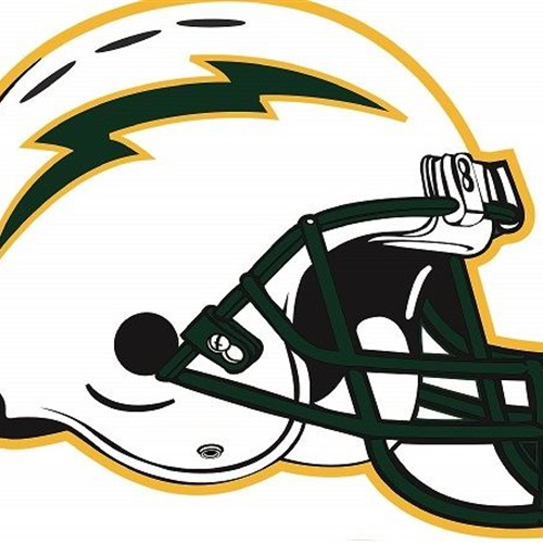 Huntington Beach Chargers- OEC - Pee Wee Gold Chargers