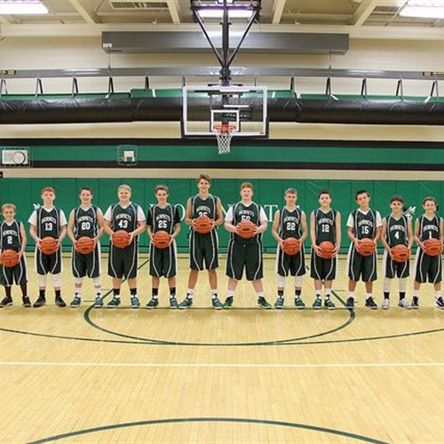 Juniata Valley High School - Jr High Boys' Basketball