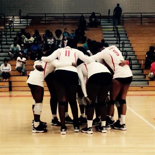Alief Taylor High School - Varsity Volleyball