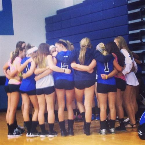 Mooresville High School - Mooresville Varsity Volleyball