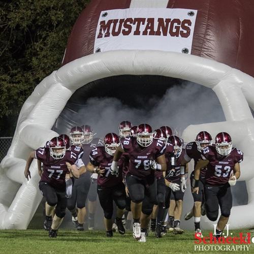 Mount Vernon High School - Varsity Football