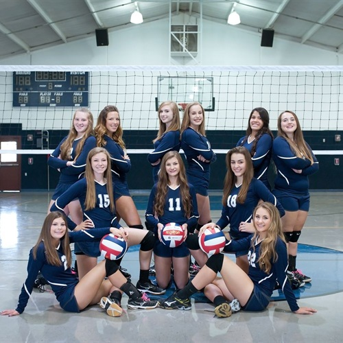 Bracken Christian High School - Girls' Varsity Volleyball