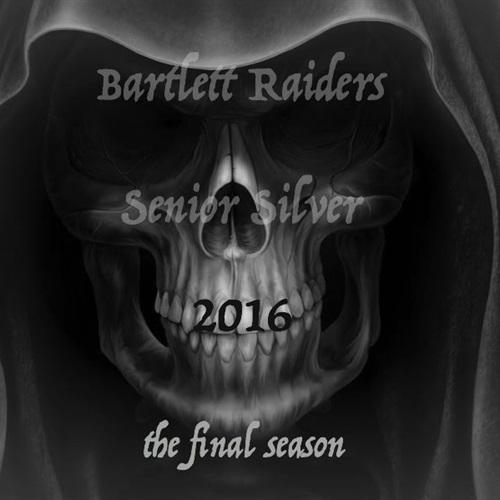Bartlett Raiders -BGYFL - Bartlett Senior Silver