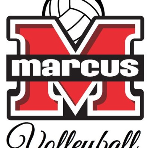 Marcus High School - Girls Varsity Volleyball