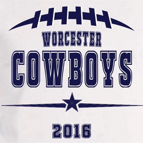 Worcester Cowboys CMYFCC '16 - 11U-Blue
