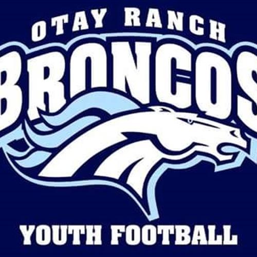 Otay Ranch Broncos-SDYFC - Otay Ranch Broncos 12U White